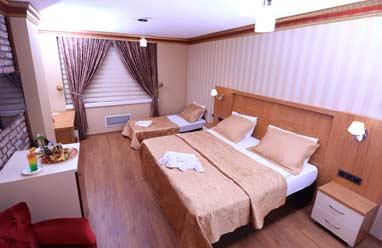 Trabzon Marvell City Otel Aile Odası